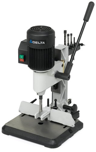 Review DELTA 14-651 Professional 1/2HP Bench Mortising Machine