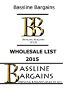 40 A4 PAGES OF UK WHOLESALE SUPPLIERS: Over 3000 suppliers