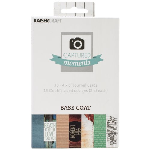 captured-moments-double-sided-cards-6x4-30-pkg-basecoat-captured-moments-double-sided-cards-6
