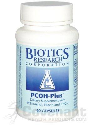 Biotics Research - Pcoh-Plus 60C