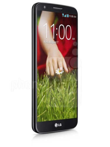 LG G2 D801 Unlocked Cellphone, 32GB, Black