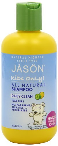Jason Natural Products Shamp,Kids Only,Daily Cln 8 Oz 1-Ea
