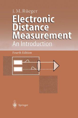 Electronic Distance Measurement: An Introduction