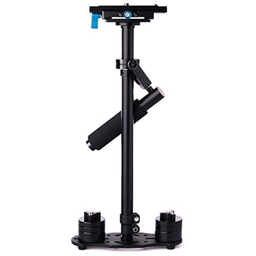 Xcsource® S-60T Aluminium Alloy Handheld Camera Stabilizer With Quick Release For Dslr And Video Cameras Max Height:15 Inch Lf473
