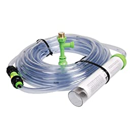 Python No Spill Clean and Fill Aquarium Maintenance System, 50-Feet