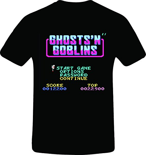 Ghosts 'n Goblins, Best Quality T-shirt - XS to 5XL