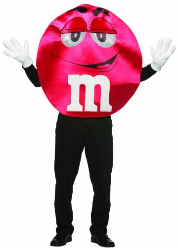Rasta Imposta M&M's Character Deluxe, Red, One Size