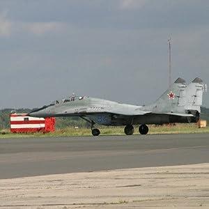 Mig-29 Stratosphärenflug in Nischnii Nowgorod / RU