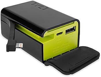 Tylt Powerplant 5200mAh Portable Power Bank