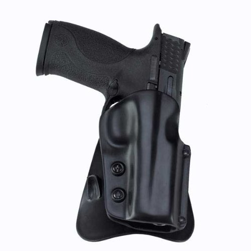 Galco M5X Matrix For Glock 26, 27, 33 (Black, Right-Hand) front-20157