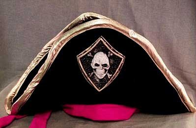 Collectors Armoury Replica Pirate Hat - Buy Collectors Armoury Replica Pirate Hat - Purchase Collectors Armoury Replica Pirate Hat (Collectors Armoury, Toys & Games,Categories,Pretend Play & Dress-up,Costumes,Accessories)