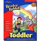 READER RABBIT TODDLER 2 CD ~ Learning Company