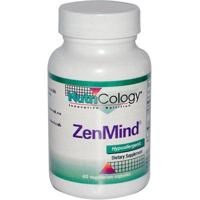 Nutricology Zenmind - 60 Vegetarian Capsules