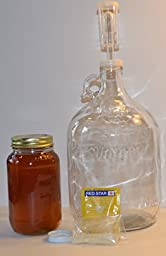Mead Making Equipment with Honey