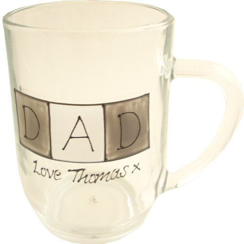 PERSONALISED Dad Gift Tankard MAXIMUM 25 CHARACTERS
