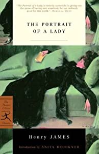 "Cover of ""The Portrait of a Lady (Modern ..."