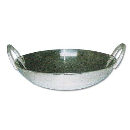 Kaviraj-Aluminium-Kadhai-(Size-8)