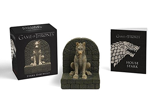 Game of Thrones: Stark Direwolf - Robb Pearlman