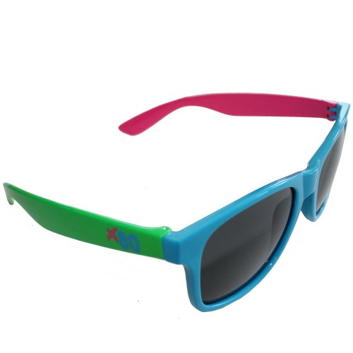 X80® Neon Sunglasses (80s Clothing For Men)
