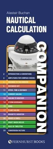 Nautical Calculation Companion (Practical Companions)