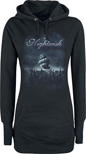 Nightwish Woe To All Felpa donna nero S