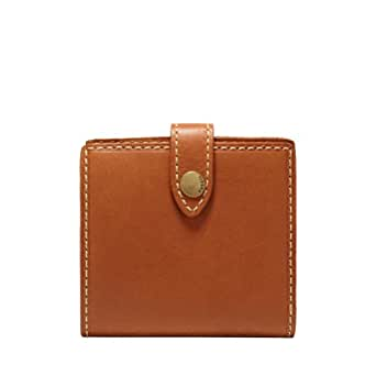 Fossil Handbags, Women's Austin Multifunction Color: Saddle Wallet at