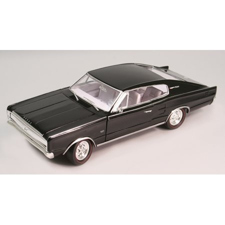 1/24 Dc '67 Dodge Charger, Black Hak66036