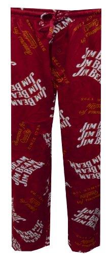 Jim Beam Triple Logo Lounge Pants for men (Medium)