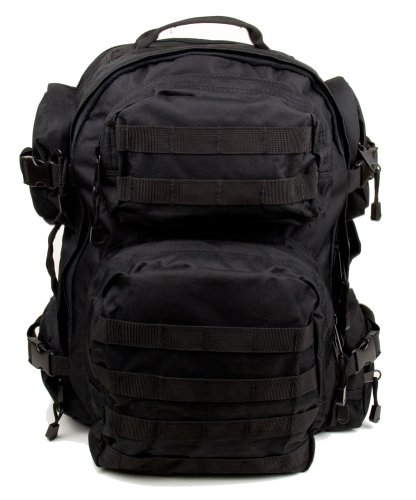 41J mpmesvL Rebel Tactical Assault 3 Day Pack   Tactical Military MOLLE Backpack