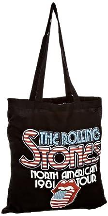 Bravado - Rolling Stones North American Tour 1981 - Articles De Voyage - Homme - Noir - Taille Unique
