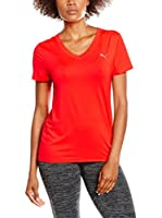 Puma Camiseta Manga Corta Mesh It Up Tee (Rojo)