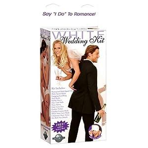 White Wedding Kit Pack of-1