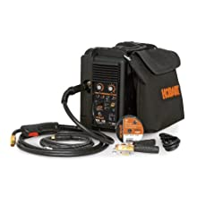 Hobart 500539 Trek 180 Battery-Powered or 115-Volt Corded Portable MIG Welder