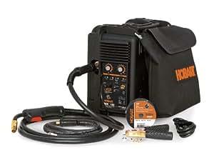 Hobart 500539 Trek 180 Battery-Powered or 115-Volt Corded Portable MIG Welder