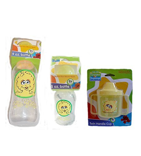 Sesame Street Beginnings Big Bird - Baby Gift Set