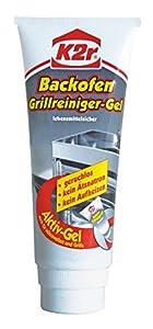 K2r Backofen-Grillreiniger Gel, 3er Pack (3 x 200 ml)