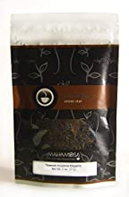 Mahamosa China Black Tea and Tea Filter Set 2 oz Yunnan Imperial Organic Black Tea 100 Loose Leaf Te