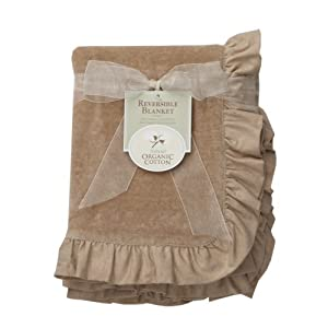 American Baby Company Inc (ABC) American BabyOrganic Cotton Velour Reversible Blanket at Sears.com
