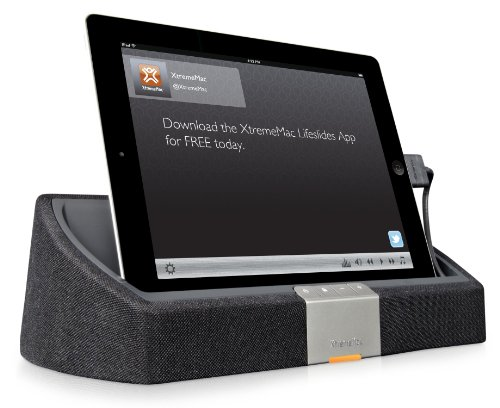 Xtrememac Tango Tt Speaker System For Ipad, Iphone, Ipod And Mp3 Player (Black)