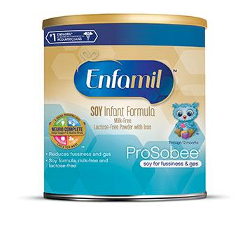 Amazon Com Enfamil Prosobee Soy Infant Formula Iron