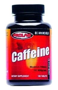 ProLab Caffeine 200mg 100tabs