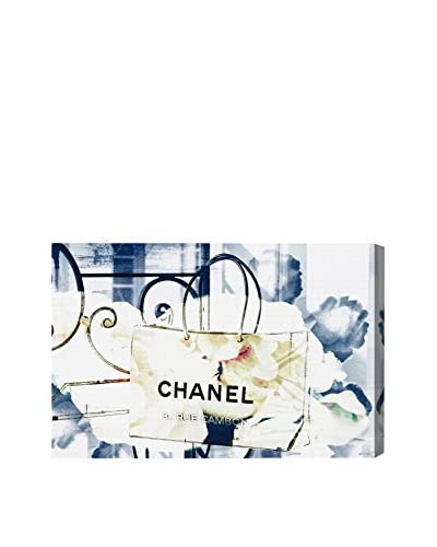 Oliver Gal An Iconic Shopping Bag Canvas Art