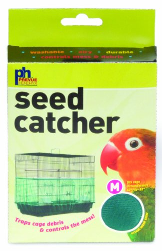 Prevue Pet Products Seed Guard Nylon Mesh Bird