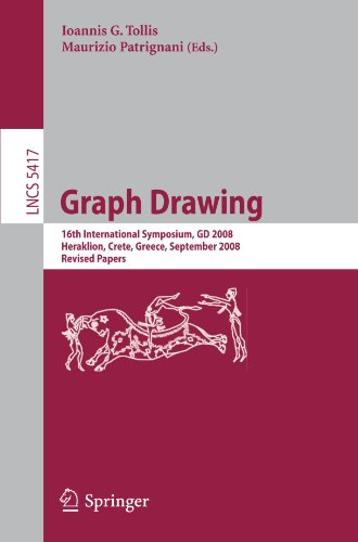 Graph Drawing: 16th International Symposium, GD 2008, Heraklion, Crete, Greece, September 21-24, 2008, Revised Papers (Lecture Notes in Computer ... Computer Science and General Issues)