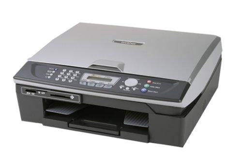 Brother Mfc-210C Color Inkjet Multifunction Printer