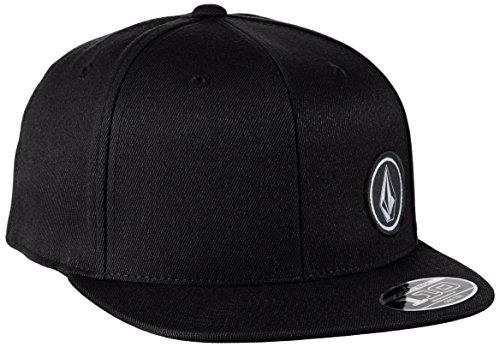 volcom-herren-upper-corner-hat-baseballmutze-black-one-size