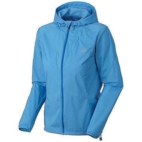 Mountain Hardwear Women's Geist Hooded Jacket