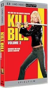 Kill Bill: Volume 2 [UMD Universal Media Disc]