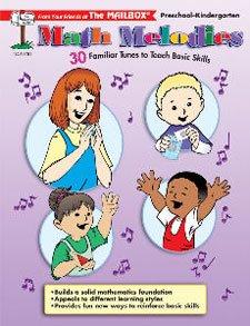Math Melodies Grades PreK-K - 1