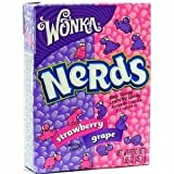 Wonka Nerds-Grape & Strawberry 46.7g x 5